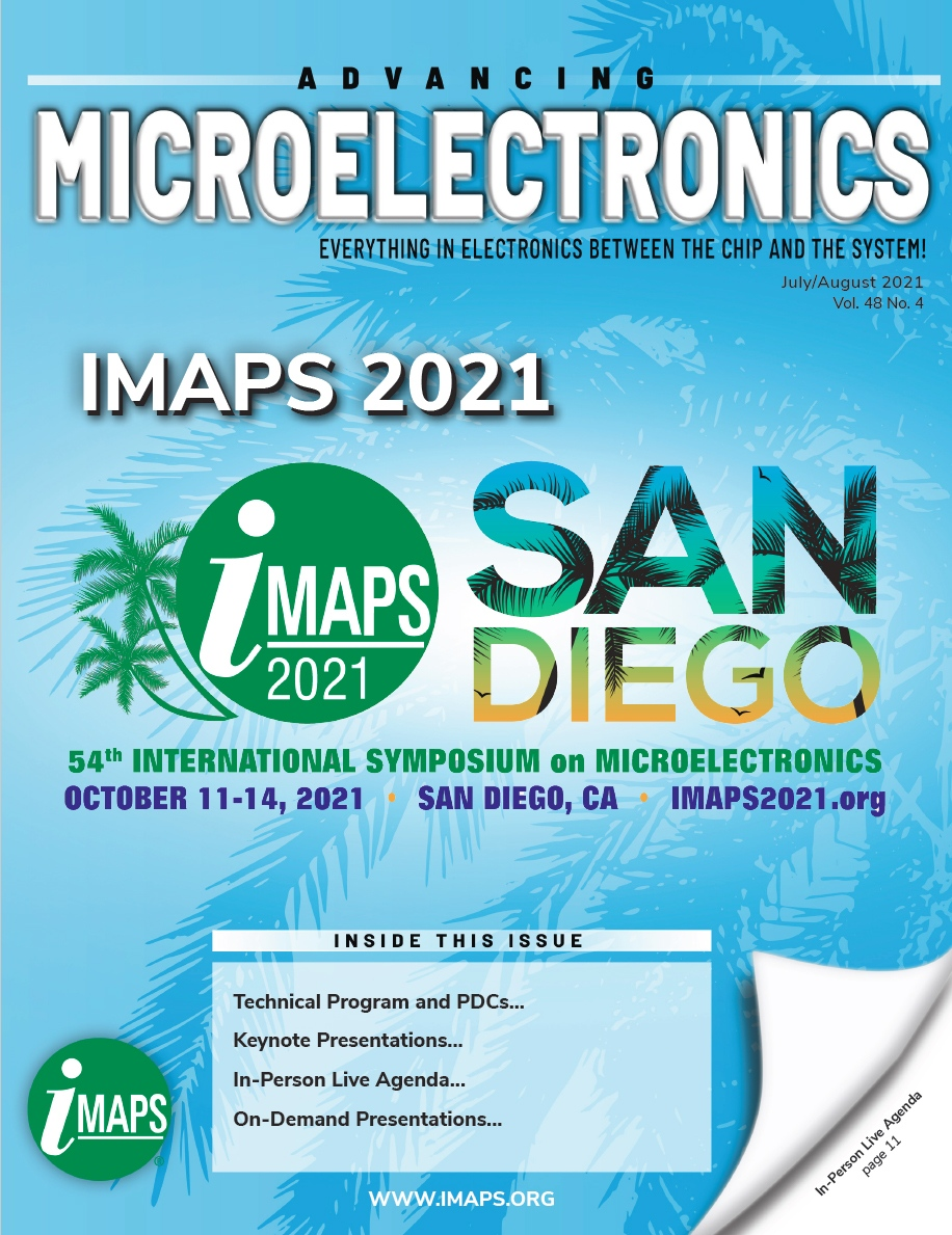 Advancing Microelectronics Show Issue